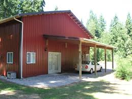 Log Carport Self Build Wooden Carports Building Carport