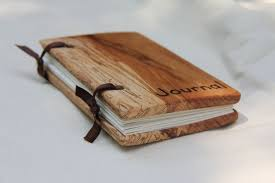 Reclaimed Wood Journal