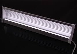 aluminium profile recessed wall light enkonn technology