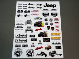 RC 1/10 Car Truck JEEP Wrangler Rubicon Cherokee DECALS STICKERS ... 2 Vinyl Vehicle Graphics Decals Stickers Flames 4 Custom Auto Luxury Decal For Truck Windows Northstarpilatescom Camo 4x4 Pair Chevy Dodge Ford Bed Amazoncom Tinkerbell Sticker Cars Trucks Vans Walls Laptop Bessky 3d Peep Frog Funny Car Window Are Like Wives Dont Touch My No Moving For Volkswagen Vw Sharan Hatchback Sedan Suv Side Body Cek Harga 16x11cm Baby On Board Warning Mud Life Big Quote Mudlife Tribal Race Boats