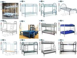 Metal Single Cot Bed With Drawer Baby Kids Low Height Single Bed