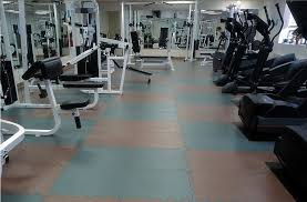 Image Gallery Gym Floor Flooring Tiles Lowes