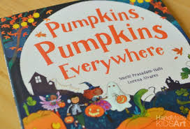 Spookley The Square Pumpkin Book Amazon by Halloween Read And Draw Fingerprint Pumpkins Kids Steam Lab