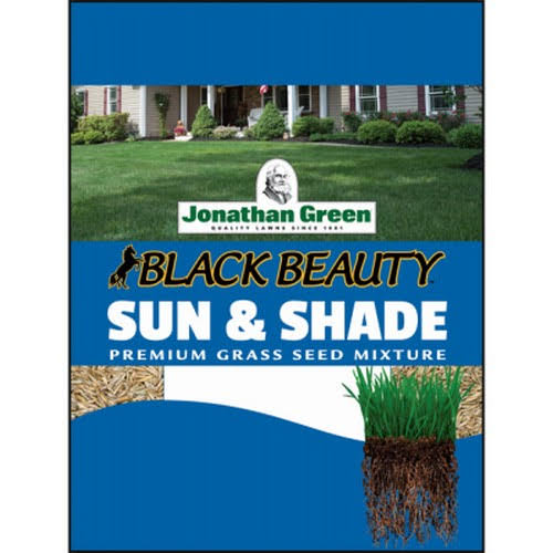 Jonathan Green Sun and Shade Grass Seed - 25lbs