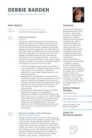 Project Manager Resume Samples Awesome National Sales Visualcv Database Of