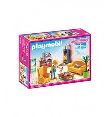 playmobil wohnzimmer mit ofen und holz