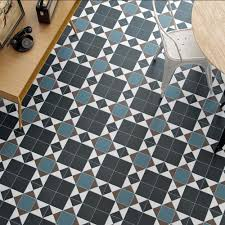 Home Depot Merola Penny Tile by Merola Tile Vanity Nouveau 13 In X 13 In Porcelain Floor And