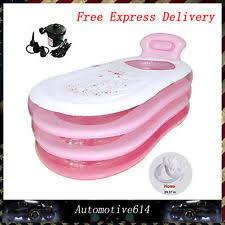 Portable Bathtub For Adults Australia by Inflatable Bath Tub Ebay