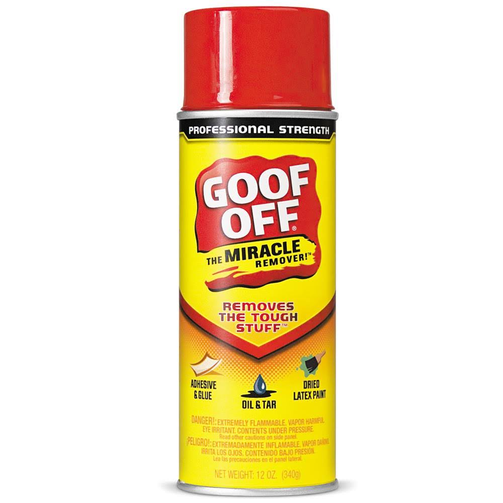 Goof Off Professional Strength Aerosol Remover