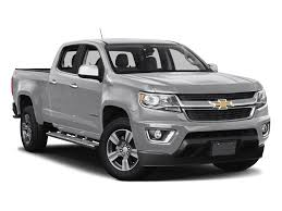 New 2018 Chevrolet Colorado 4WD LT Crew Cab Pickup In San Jose ...