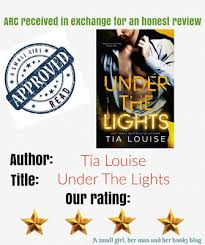 Under the Lights Bright Lights Duet 1 by Tia Louise