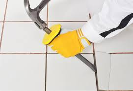 how to replace a floor tile at the home depot