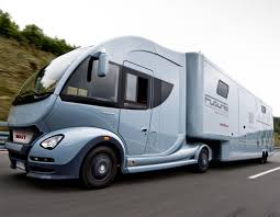 100 Semi Truck Motorhome Futuria Sportsspa Top Speed