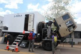 100 Truck Company Montanas Acela Converts Military Trucks Into Civilian
