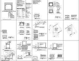 woodwork firewood shed plans pdf pdf plans