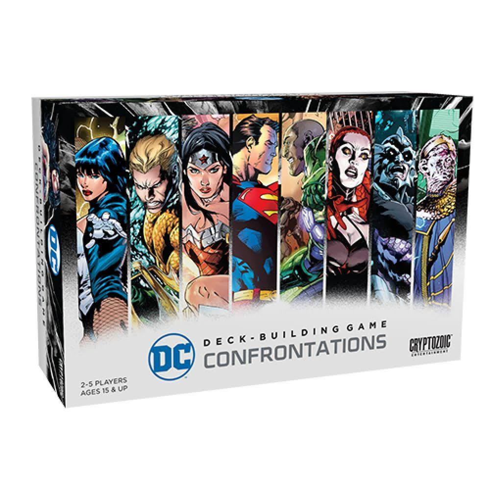DC Comics Deck Building Game - Confrontations