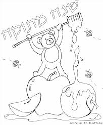 Passover Meal Coloring Pages Children Free Colouring