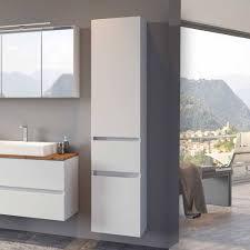 moderner hochschrank fürs bad 40x180x35 cm misbonas