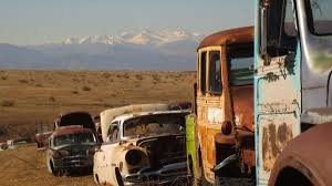 100 Ford Truck Salvage Yards Ancient High Plains Wrecking Yard Packed Full Of Detroit Treasures