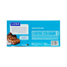 Chocolate Dipped Coconut Luna Bars By Clif Bar