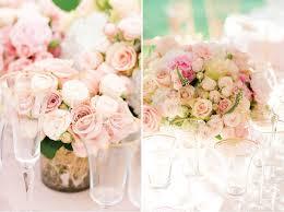Light Pink Wedding Reception Lighting