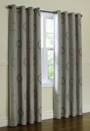 Cynthia Rowley Window Curtains by Thermal Grommet Top Curtains Grommet Top Insulated Panels