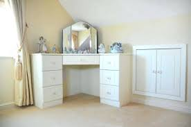 Makeup Table Idea Image Corner Vanity Ideas With Remodel 7