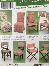 Chair Covers, Simplicity 5952 Home Decorating, Chair Pads, Director's Chair  Pad, Chair Back Cover, Wood Chair Covers, Gathered Skirt Cover Schon Teal Recliner Cover Armch For Target Slip Kohls Chairs Santa Hat Chair Covers A Serious Bahhumbug Repellent Upcycled Singer Sewing Machine Table Cast Iron Base Solid Recovering The Ikea Tullsta Sew Woodsy Us 849 15 Off20set Gold Metallic Cord Braided Looped Fastener Closure Knot Buttons Hotel Traditional Cheongsam Nk354in Ikea Bent Wood Chair Covers Black Polyester Banquet Tablecloths Factory How To Make Ding Room Kitchen Interiors Ding Drop Cloth Slipcovers Alluring Armchair And Ottoman Slipcover Fit Pattern Gifts Warfieldfamily Simplicity 5952 Easy Pads Donna Lang Designs 2002 Out Of Print