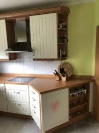 gebrauchte küche im landhausstil nobilia