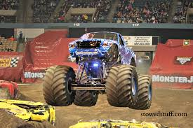 100 Monster Truck Jam 2013 S At Stowed Stuff