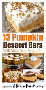 Pecan Pumpkin Bars Paula Deen by Pumpkin Dessert Bars Round Up Of The Best Recipes