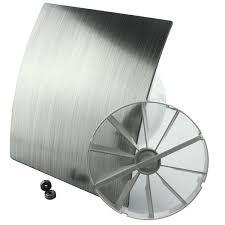 leise duo badlüfter wandlüfter ventilator kugellager rückstauklappe ø 100 mm