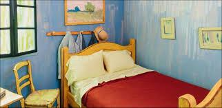 3 d gemälde eine nacht in goghs schlafzimmer 20 minuten