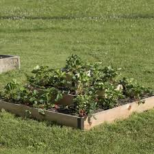 Raised Bed Soil Calculator by Strawberry Garden Raised Bed Three Tier Raised Garden Bed Kit