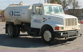 100 Water Truck Tanks 1999 International 4700 Water Truck Item H8307 SOLD Jan