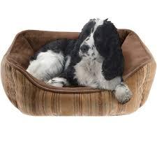 Cuddler Dog Bed by Jla Pets