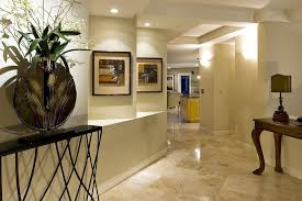 Entrance Wall Ideas Entry Contemporary With Lighting Ceiling Recessed