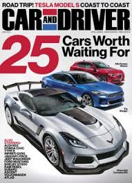 Car and Driver Magazine April 2017 issue – Get your digital copy