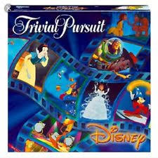 Disney Trivial Pursuit Animated Picture Edition Board Game 1999 New Sealed