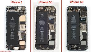 iPhone 5C teardown reveals upgrades and design changes CNET