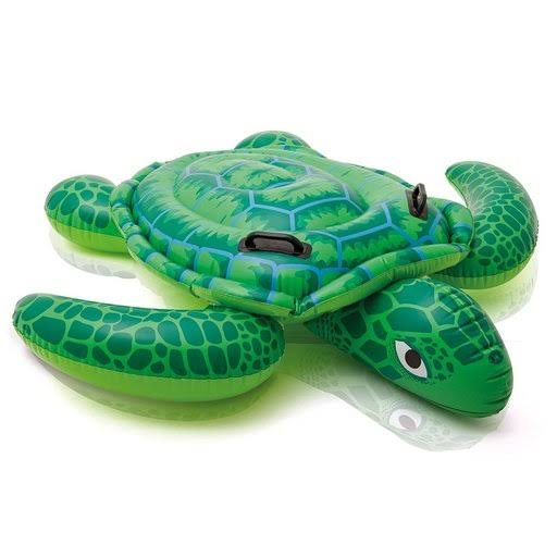 Intex Recreation Corp Lil' Sea Turtle Ride-On - 59in x 50in