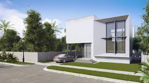 100 Modern Design Of House 3D Exterior Rendering For A Functional Project