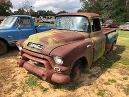 GMC 100 - 1955-56 - Somebody Was Mad At The Windshield : Classictrucks 1955 Gmc 100 Jimmy The Rat Hot Rod Network New To Me 68 C1500 Truck Ive Always Wanted Classictrucks 1948 Truck Second Series Chevygmc Pickup Brothers Classic Parts American Historical Society 1947 Chevy 10 Pickups That Deserve Be Restored James Buckalews Black Betty 195559 And Ebrake Youtube Central Florida Club Home Facebook Dsalestedfordpiuptruckl Cars Rhpinterestcom
