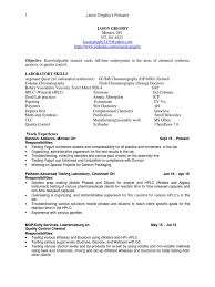 Chemist Laboratory Technician Quality In Cincinnati OH ... 25 Biology Lab Skills Resume Busradio Samples Research Scientist Ideas 910 Lab Technician Skills Resume Wear2014com Elegant Atclgrain Glamorous Supervisor Examples Objective Retail Sample Labatory Analyst Velvet Jobs 40 Luxury Photos Of Technician Best Of Labatory Lasweetvidacom Hostess 34 Tips For Your Achievement Basic For Hard Accounting List Office Templates Work Experience Template Email