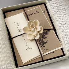 Rustic Wedding Invitations Pinterest