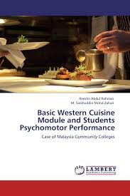 module cuisine basic cuisine module and students psychomotor performance