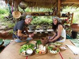 cours de cuisine cours de cuisine thaïe au coeur de la jungle de khao sok picture