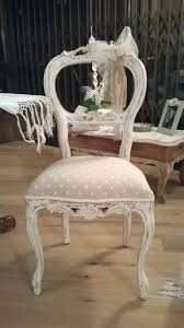 Shabby Chic Dining Room Chair Cushions by Best 25 Shabby Chic Chairs Ideas On Pinterest Shabby French