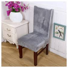 Stretch Fox Velvet Fabric Dining Room Home Short Chair Seat Covers Seat Covers Ding Room Chairs Large And Beautiful Photos Ding Rooms Set Oak Chairs Wonderful Chair Covers Target How To Make Simple Room Casual Upholstered Peach Pastel Fabric A Kitchen Cover Doityourself 10 Inspired Wedding Amazing Design Table For Small Spaces Modern With Ties 3pcs Car 5 Seats Breathable Linen Pad Mat Auto Cushion Stretch Slipcovers Soft Protectors For