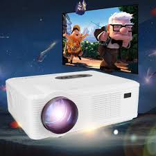 selling excelvan cl720 led projector 3000 lumens 1280 x 800